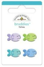 NEW DOODLEBUG DESIGNS FISHIES BRADDIES