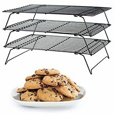 Wilton Excelle Elite 3-Tier Cooling Rack Baking Cookie Bakeware Cake Display Fun