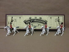 Britian's Toy Soldiers #8850 The 2nd Dragoons Royal Scots Greys