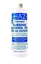Haz Isopropyl Rubbing Alcohol 70% 500ml
