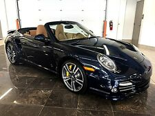 Porsche: 911 TURBO S CAB