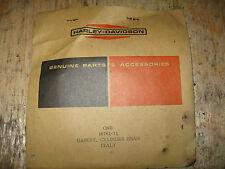 VINTAGE 1974 75 HARLEY DAVIDSON 400 440 SNOWMOBILE N.O.S. CYLINDER HEAD GASKET