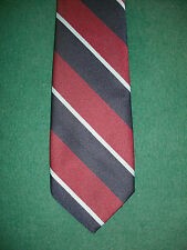 Good quality Royal Air Force tie - ideal present