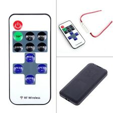 RF Wireless Mini Remote Controller For Led RGB 5050 3528 Light Strip