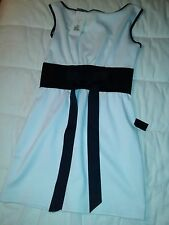 BNWT JONES & JONES @ TOPSHOP WHITE PARTY DRESS 12