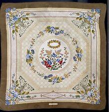 Foulard Hermès Jeux De Paille
