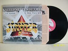 LP-STRYPER In God We Trust-STAMPA ITALIANA 1986-N.MINT