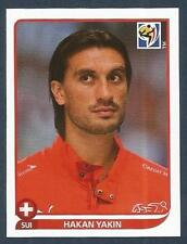 PANINI-SOUTH AFRICA 2010 WORLD CUP- #595-SWITZERLAND-HAKAN YAKIN