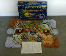 Monster In My Pocket - Monster Clash - Board Game - Matchbox Vintage