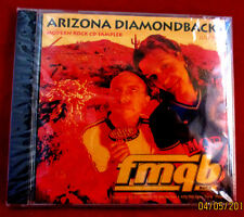 NEW -  FMQB  ARIZONA DIAMONDBACKS  Modern Rock CD Sampler