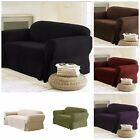 Chezmoi Collection Soft Micro Suede Solid Sofa Loveseat Chair Cover Slipcover