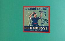 EF9 FROMAGE CARRE DE L EST  LE PETIT MOUSSE  GRIEGES  AIN