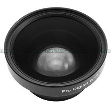 0.45x 52mm 52 mm macro conversion & wide angle Lens with 62mm front thread black