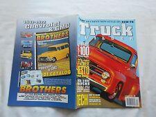 TRUCK BUILDER-(MAGAZINE)-DECEMBER,2001-ISSUE #2--'53-'56 FORD F-100-