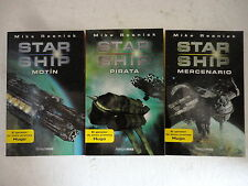 Starship,col.completa 3 Libros,Mike Resnick,Timun Mas 2011