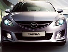 Genuine Mazda 6 Front Aero Bumper Diesel With Out Oe Foglamps 2007-2009