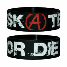 Official Skate Or Die - Rubber Gummy Wristband