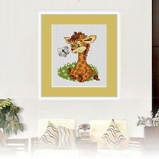 5D DIY Diamond Painting Cute Pony Embroidery Cross Stitch Kit Wall Home Decor