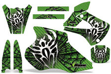 Kawasaki KX80 KX100 Graphic Kit AMR Racing Bike Decal Sticker KX 80/100 Part WM