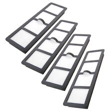 4x HQRP Filter for Eureka AirSpeed AS1051A AS1053AX AS1055AX SuctionSeal AS1101B