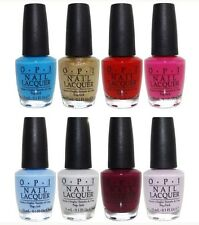 OPI Lacquer Nail Polish Alice Through The Looking Glass 2016 Collection Set Of 8