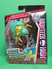 AZURA : Nefera de Nile's Pet Secret Creepers Poupée Monster High Doll Mattel