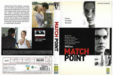 MATCH POINT (2005) dvd ex noleggio