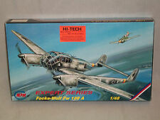 MPM 1/48 Scale Expert Series Focke-Wulf Fw 189A, Hi-Tech Limited Edition