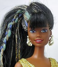 Vintage 1996 Mattel Muñeca Barbie Splash N Color Christie