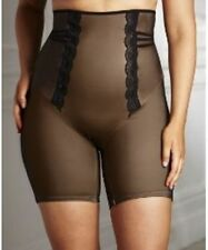 Splendour Size 12 / 14 Black High Waist Thigh Slimmer Shapewear Control £41