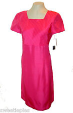Dress, Cynthia Howie Maggy Boutique, 100%-Silk Pink New NWT MSRP-$128.00 8