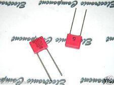 10pcs - WIMA MKP2 1000P (1000PF 1nF) 630V 5% pitch:5mm Capacitor MKP2J011001B00J