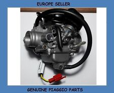 Vespa ET4 125 (Leader engine) Genuine Piaggio Keihin Carburator