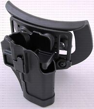 New Blackhawk SERPA CQC Belt Holster Glock 19/23/32 Right Hand Black #410502BK-R