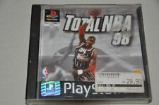 Playstation 1 jeu-total NBA 98-sport basket COMPLET ps1