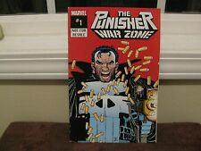 The Punisher: War Zone  #1  February 2003 (Marvel Legends)