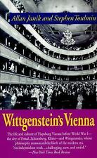 Wittgenstein's Vienna by Stephen Toulmin and Allan Janik (1996, Paperback)