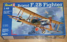 REVELL 1/48 scala Bristol F. 2B Fighter Plane KIT