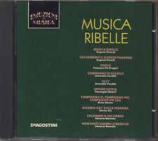 Emozioni in musica EUGENIO FINARDI DE GREGORI VENDITTI BERTOLI RICKY GIANCO CD