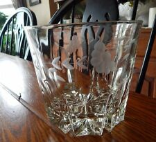 Princess House Heritage Crystal Ice Bucket