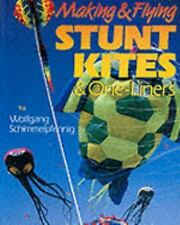 Making & Flying Stunt Kites & One-Liners-ExLibrary