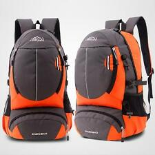 Women Men Large Capacity Backpack Rucksack Mountaineering Bag SPORTS HIKING Bag