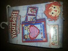 CLASSIC MAKE IT YOURSELF SOFT STORYBOOK KIT RAGEDDY ANN & ANDY NIP