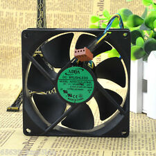 ADDA AD0912UX-A7BGL  92 x 92 x 25mm Case/CPU Cooling Fan PWM DC12V 0.5A 4Pin