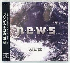 PRINCE N.E.W.S. News N-e-w-s CD JAPAN VICP-62523 ** NEW ** Michael Jackson s4695