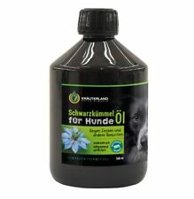 Schwarzkümmelöl agyptisch unfiltriert für Hunde 500 ml