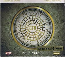 California Transit Authority CTA Full Circle 24 Karat Zounds Gold CD NEU Sealed