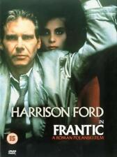 FRANTIC ROMAN POLANSKI HARRISON FORD WARNER UK 1999 REGION 2 DVD L NEW RARE