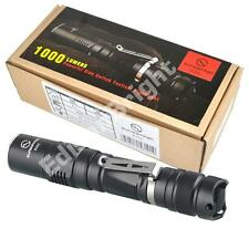 New Sunwayman P25C Cree 1000 Lumen LED tactical flashlight CR123A 18650 [PD35]