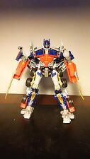Transformers Battle Blades Optimus Prime ROTF (HFTD) Voyager Class 100% Complete